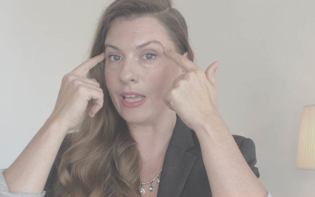 Facial analysis techniques with Julia Edgely – The eyes