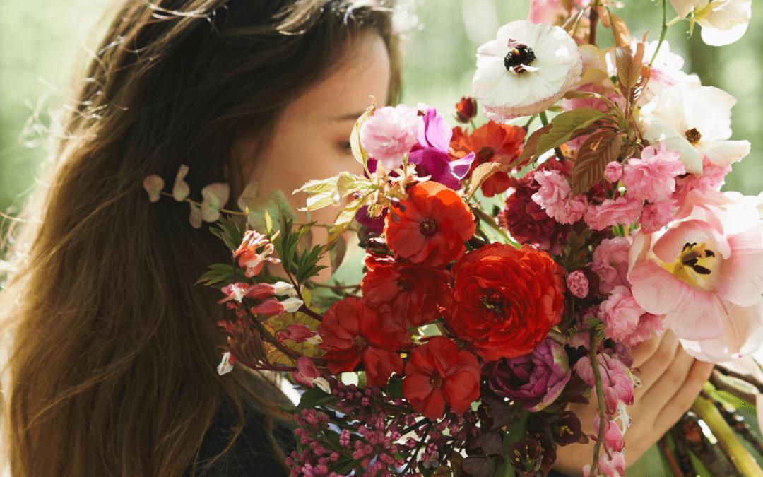 Clémentine Lévy : « Les fleurs sont comme des êtres humains, chacune a son caractère »