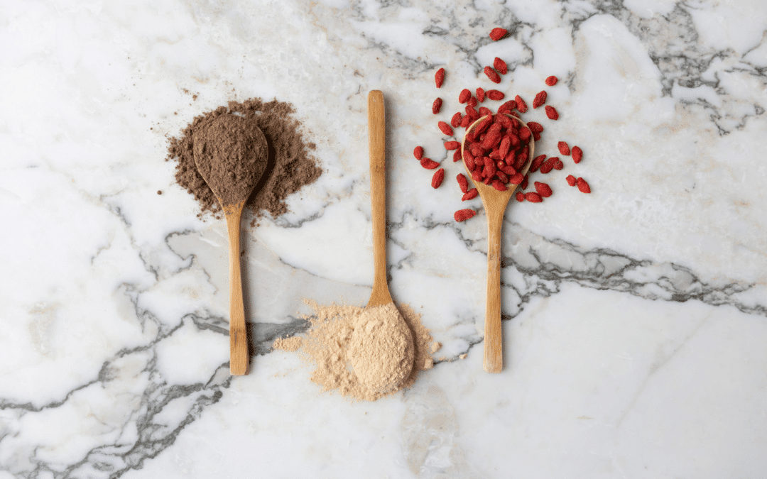 Adaptogens & Beauty: the 7 best adaptogens to take care of your beauty from the inside out.