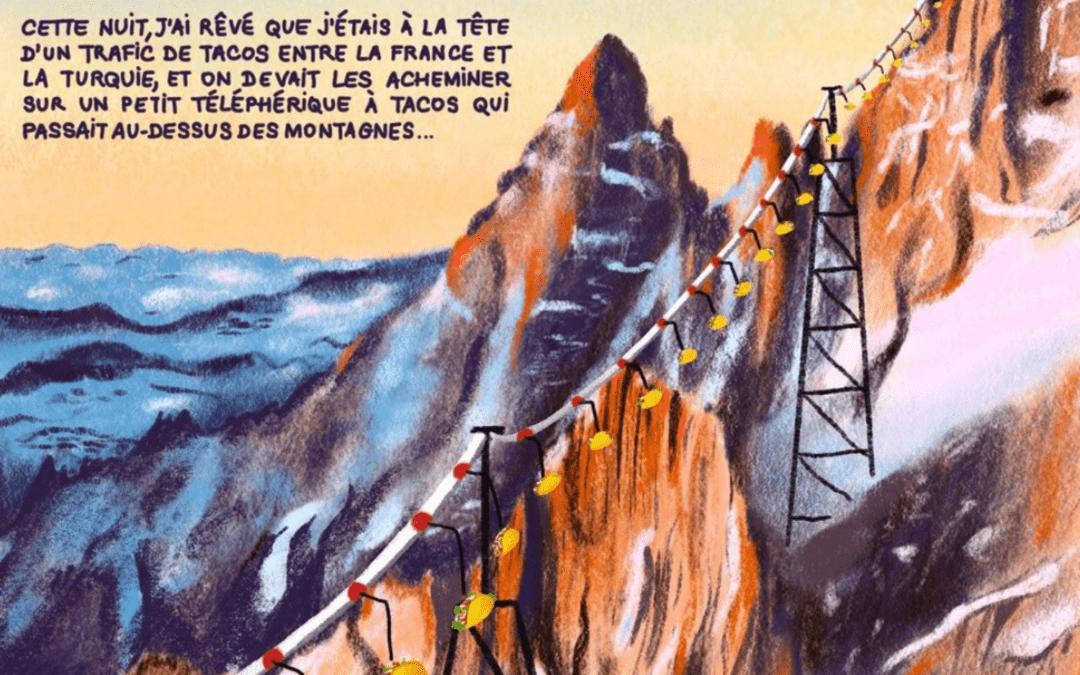 Rencontre avec l'illustratrice Laura Daniel : « Les rêves sont pour moi une source inépuisable d'inspiration »
