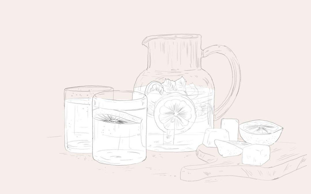 Les bienfaits des boissons détox pour le foie